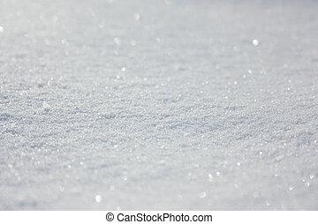 snow background. winter concept
