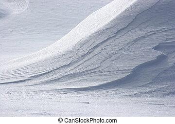 Snow Drift - Snow drift textures