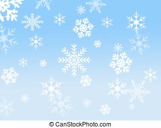 Snow flake design - Christmas snow flake design for...