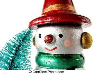 Snow man 4