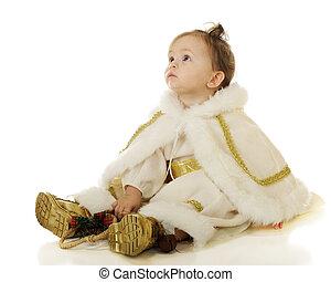 Snow Princess Awed