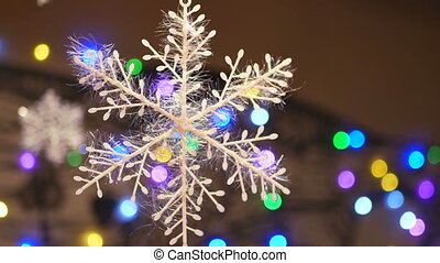 Snow snowflakes Christmas - Snow and snowflakes. Perfect...