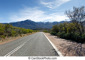 Snow - Swartberg Nature Reserve