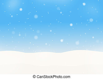 attention snow background rh canstockphoto com snow background images clipart Snow Falling Clip Art