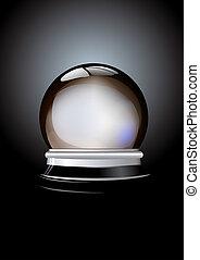 snowball - magic ball
