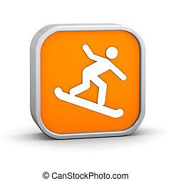 snowboarder, segno