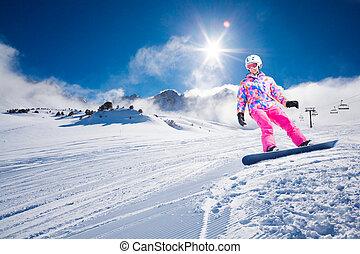 snowboarding, 偉人, 日