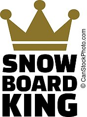 snowboarding, 王