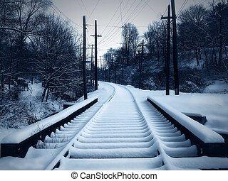 Snowey Trolley Trac
