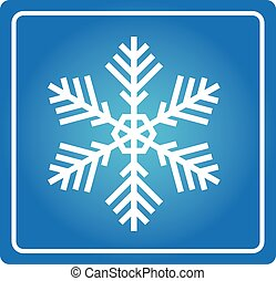snowflake, ícone