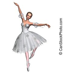 Snowflake Ballerina - 2