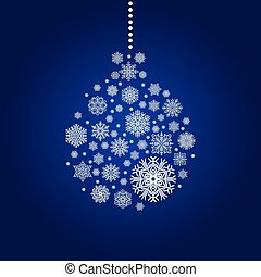 Snowflake season nature winter snow card frozen ice xmas element and christmas frost background vector illustration.