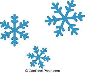 Snowflake triple