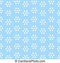 snowflake wallpaper