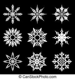 snowflakes 2.