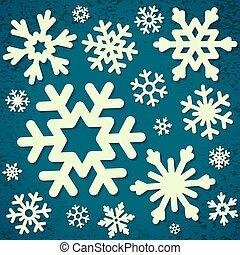 snowflakes, cobrança