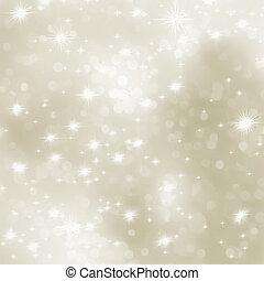 snowflakes., eps, tło, 8, białe boże narodzenie