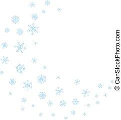 snowflakes, onda