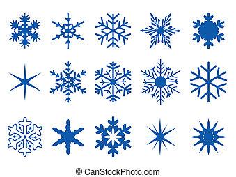Snowflakes Part