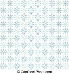 snowflakes, vetorial, fundo