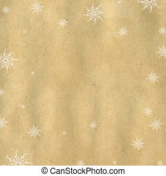 snowflaks, natale, fondo