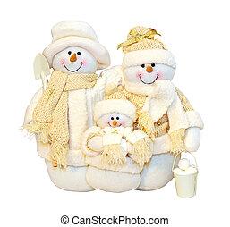 snowman, familia