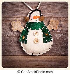 Snowman instagram