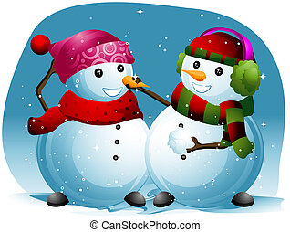 snowman, provechoso