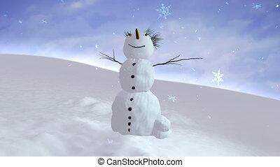 snowman sky center