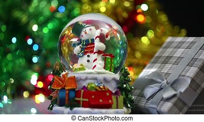 Snowman Sphere