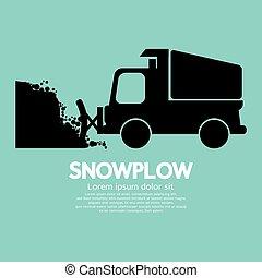 snowplow.