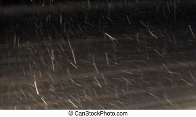 Snowstorm. snow dust in motion. Abstract Background