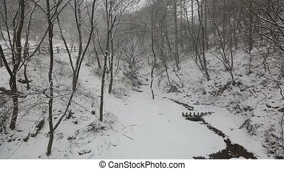 Snowy Korean Mountains 2