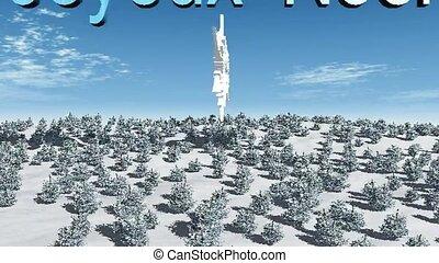 Snowy Noel
