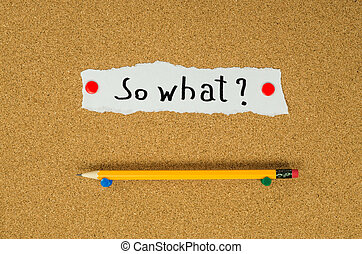 So what text note message pin on bulletin board
