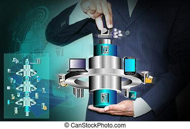 soa, conceito, pessoas, process., distributed, integração, legado, esb, demonstrar, empresa, tecnologias