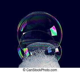 Soap bubbles 2