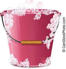 Soap Bucket
