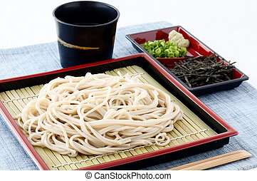 Soba - Backwheat noodle