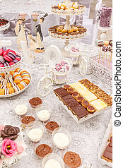 sobremesa, tabela