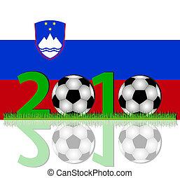 Soccer 2010 Slovenia