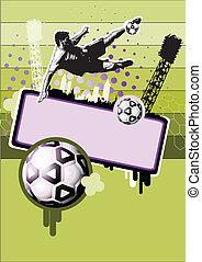 soccer background 2
