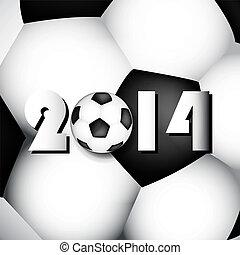 Soccer background
