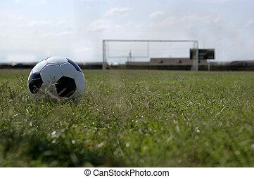 Soccer ball - Football and Goal