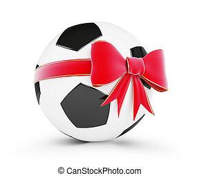 soccer ball gift