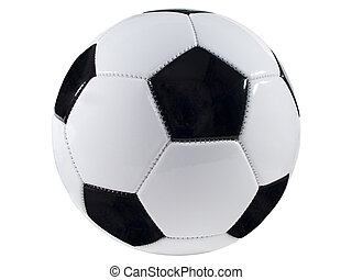Soccer Ball - Isolated Picture of a soccer ball