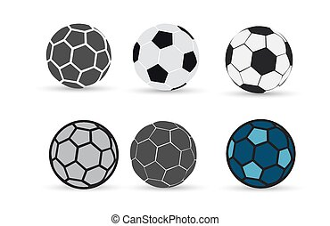 Soccer ball set
