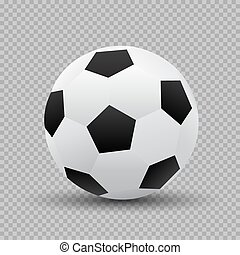 soccer ball shadow transparent background - Soccer pentagon...