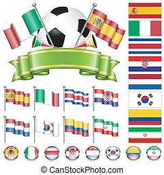 Soccer Championship - Soccer World Championship 2014 Brazil ...
