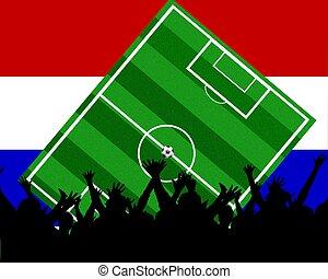 soccer fans netherlands